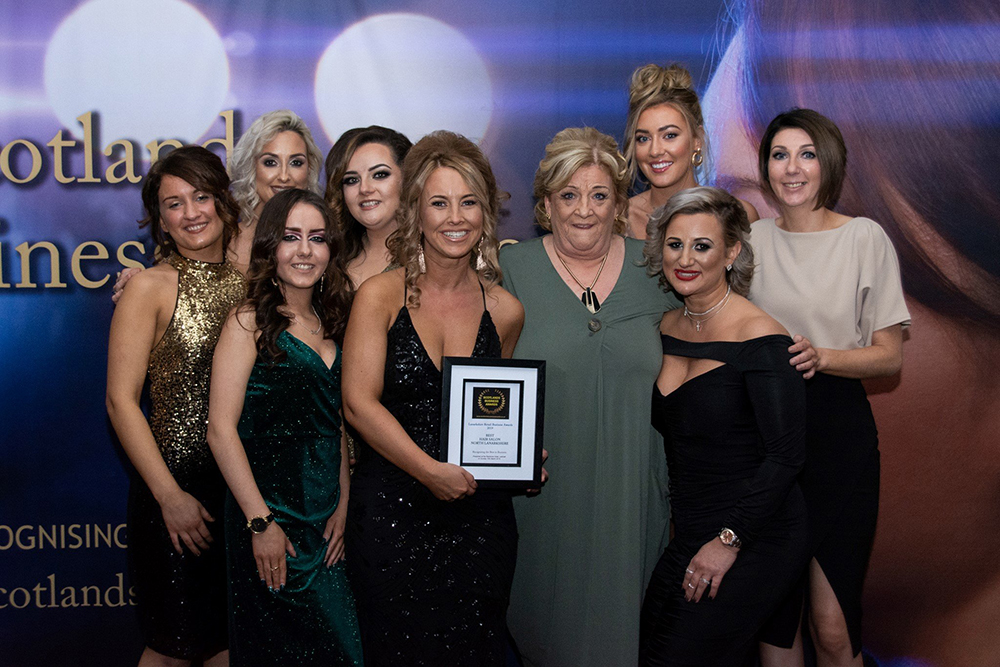 lanarkshire retail business awards 2019