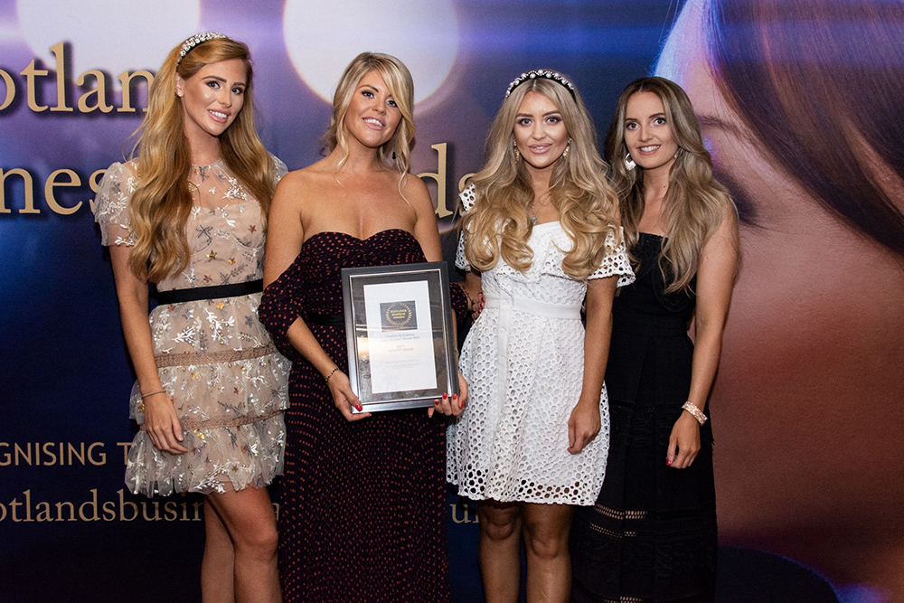 dumfries and galloway retail business awards 2019