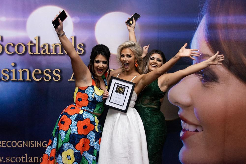 glasgow retail business awards
