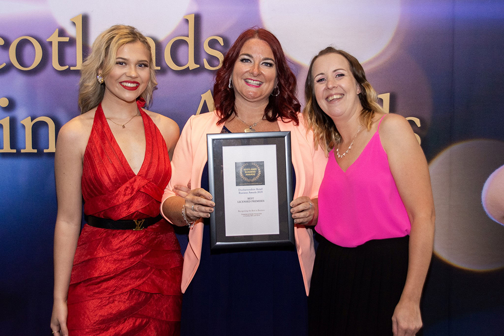 dunbartonshire retail business awards 2019