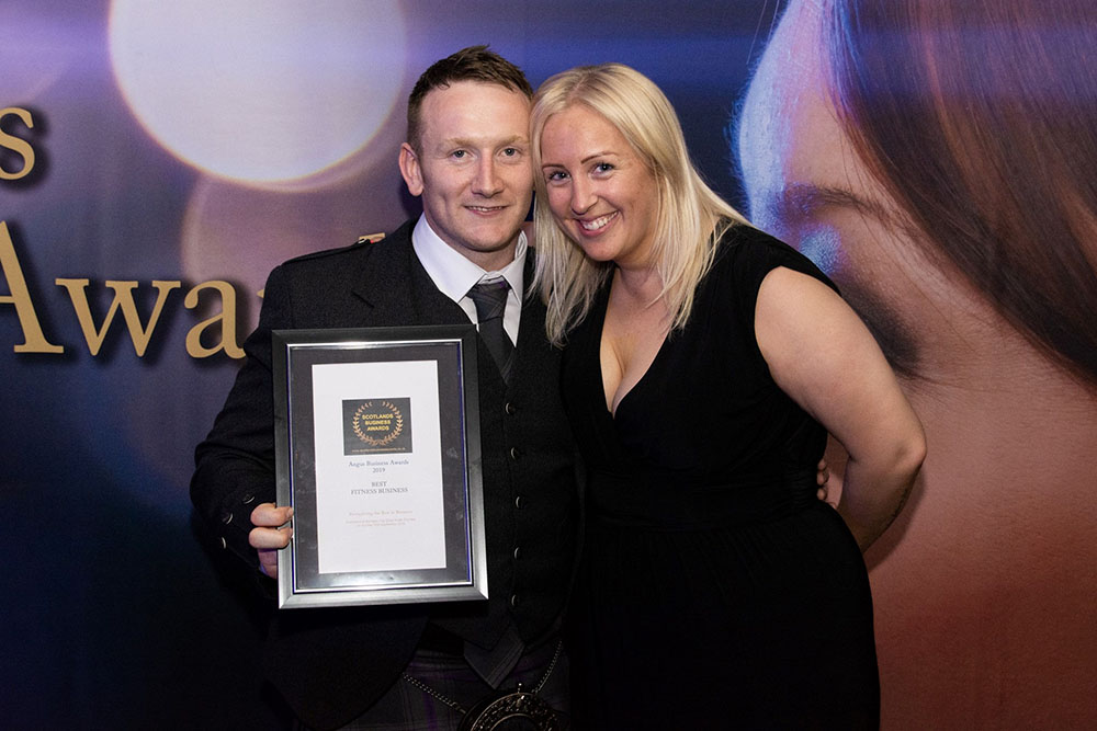 angus business awards apex city quay hotel