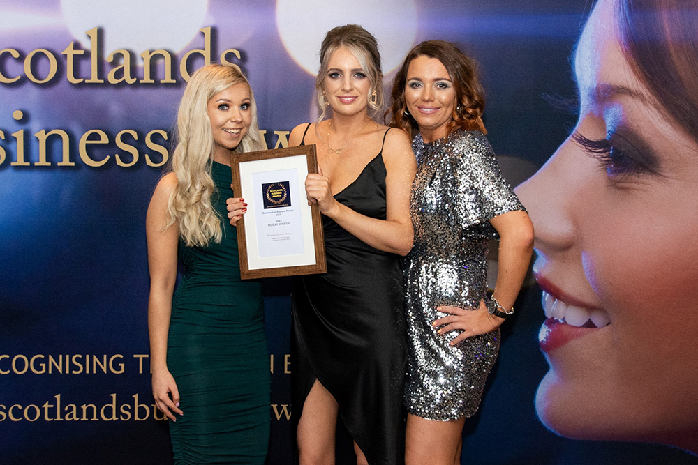renfrewshire retail business awards 2019
