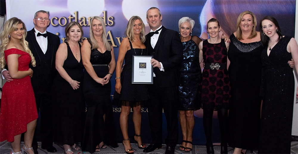 glasgow retail business awards 2020