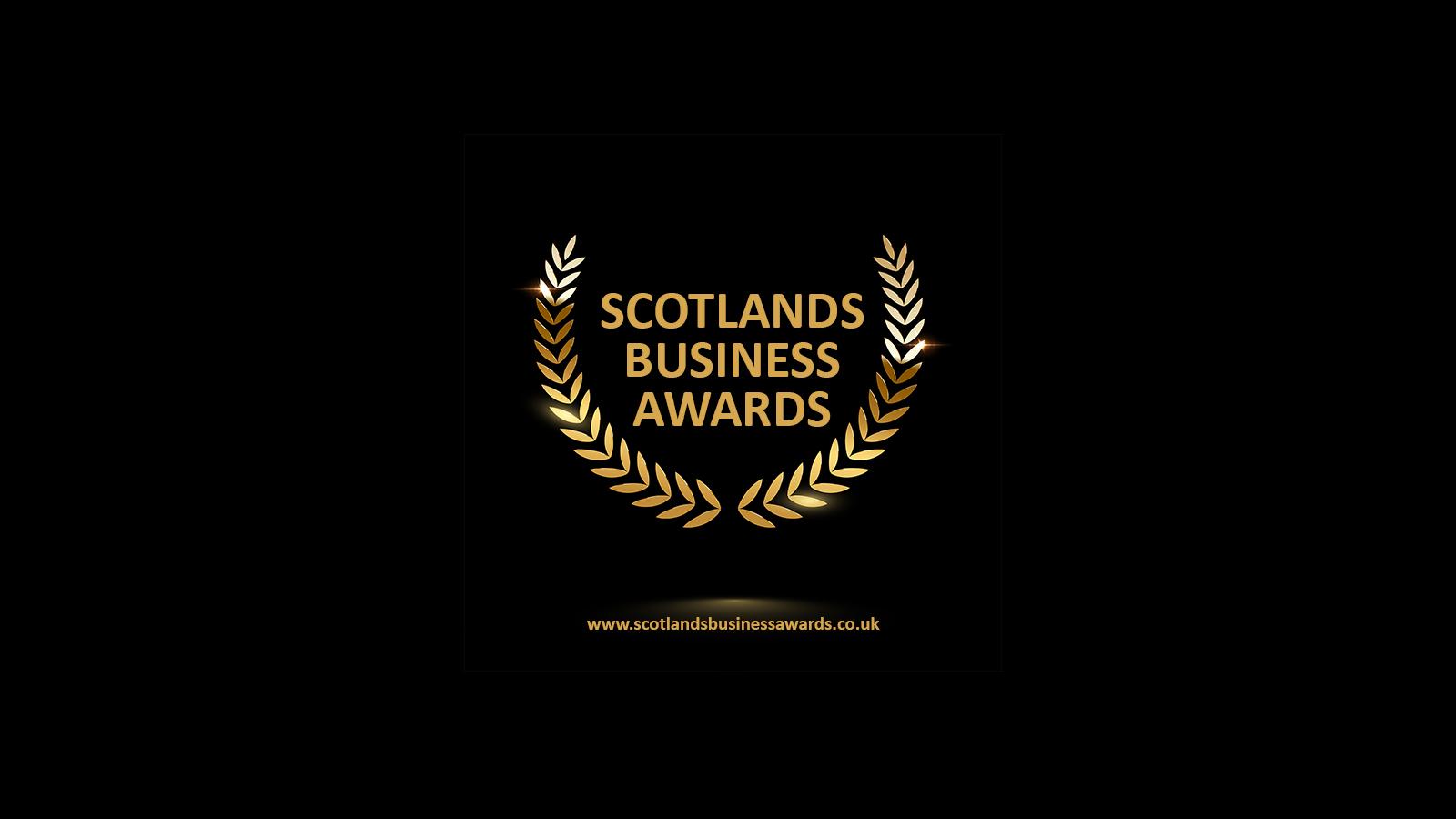 scotlands business awards 2021 logo